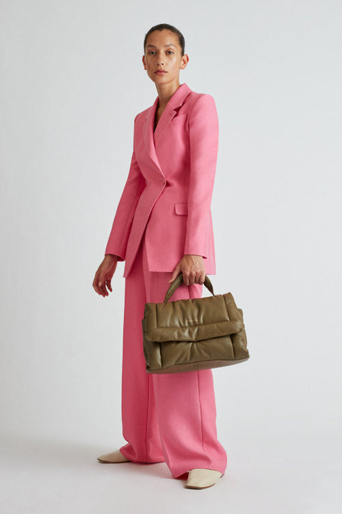 Camilla And Marc / Claudia Fitted Jacket / Pale Candy