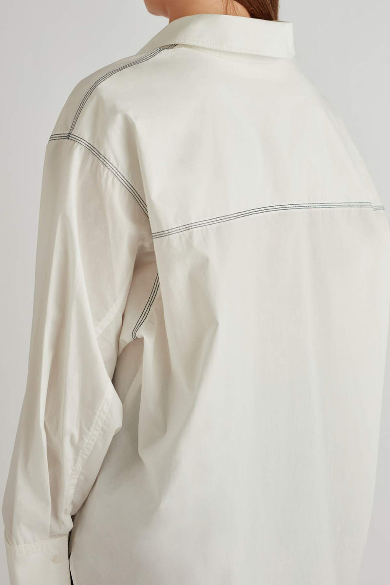 Camilla And Marc / Cedar Relaxed Shirt / White