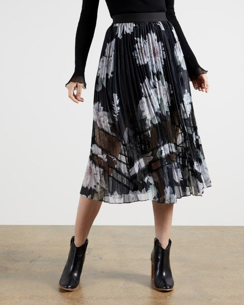Ted Baker / Culsa Skirt / Black