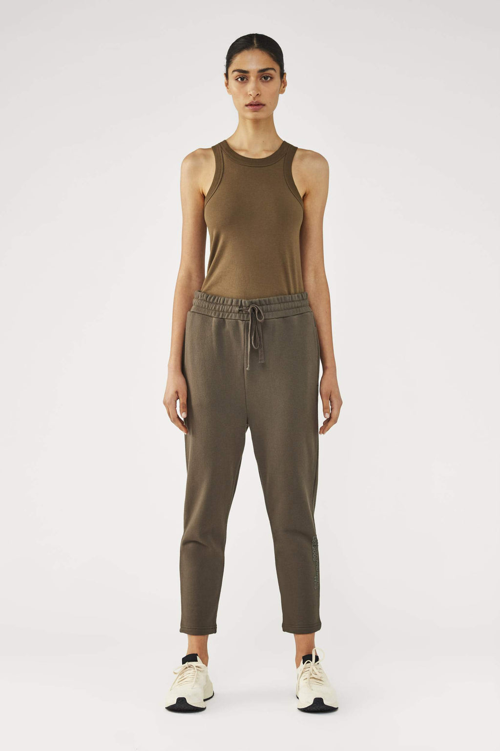 Camilla And Marc / Lucas Track Pant / Khaki