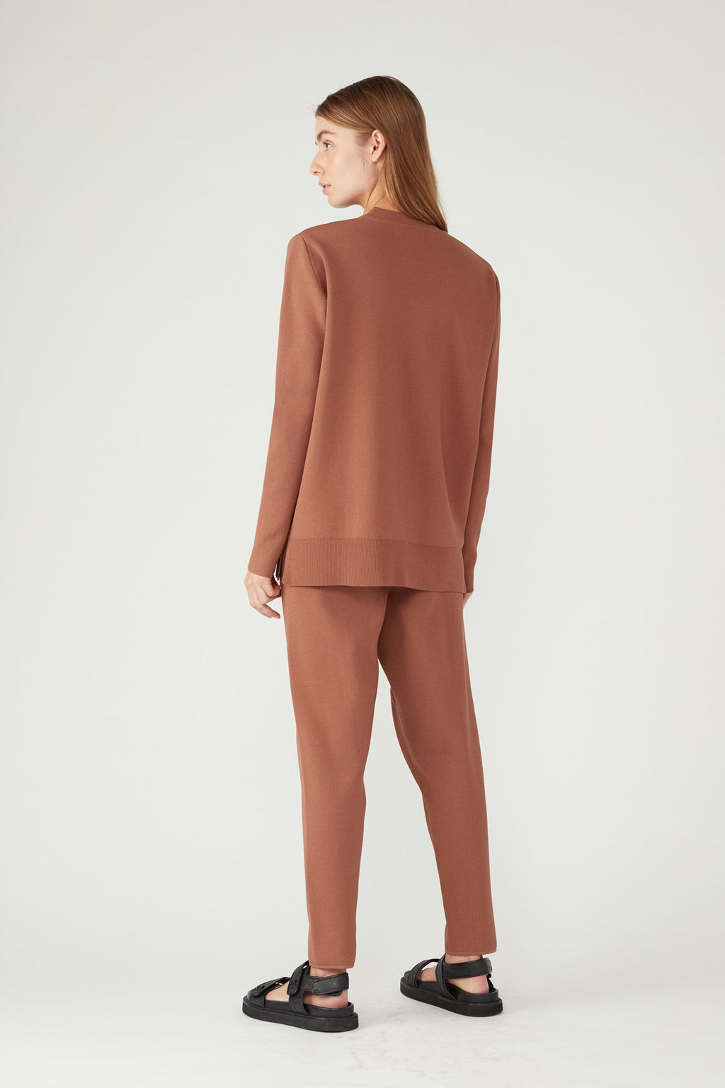 Camilla And Marc / Charlton Relaxed Pant / Rust