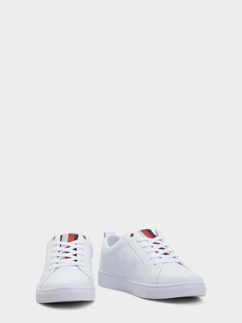 Tommy Hilfiger / Casual Corp Sneaker / White