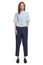 Maison Scotch / Relaxed Fit Tapered Pants / Combo S