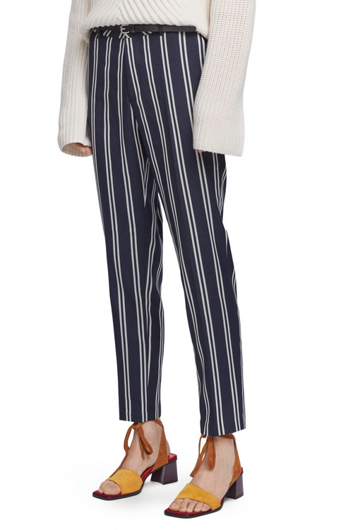 Maison Scotch / Classic Tailored Pants / Combo R