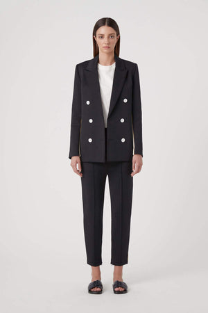 Camilla And Marc / Lara Blazer / Slate