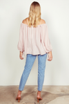Wish The Label / Sofia Blouse / Candy