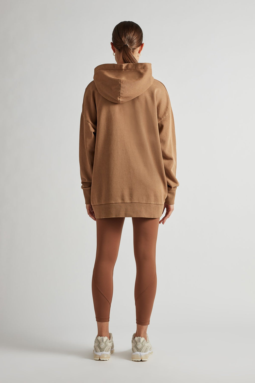 Camilla And Marc / Turner Oversized Hoodie / Rust