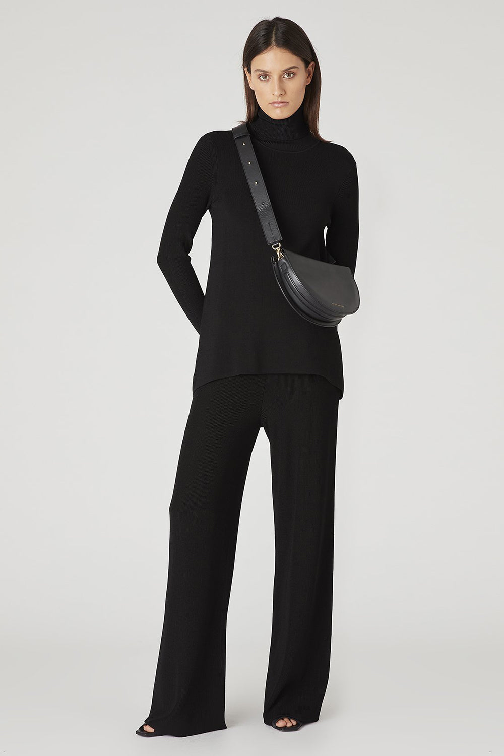 Camilla And Marc / Blair Knit Top / Black