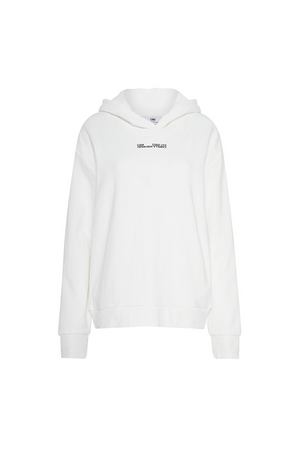 Camilla And Marc / Denver Hoodie / White w Black