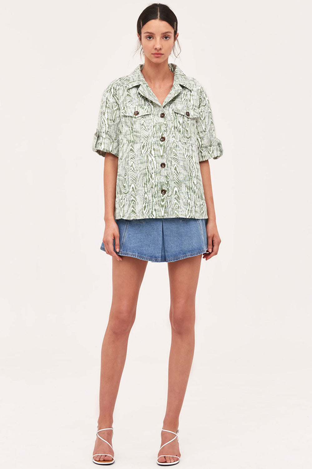 C/MEO Collective / Energised Shirt / Ivy