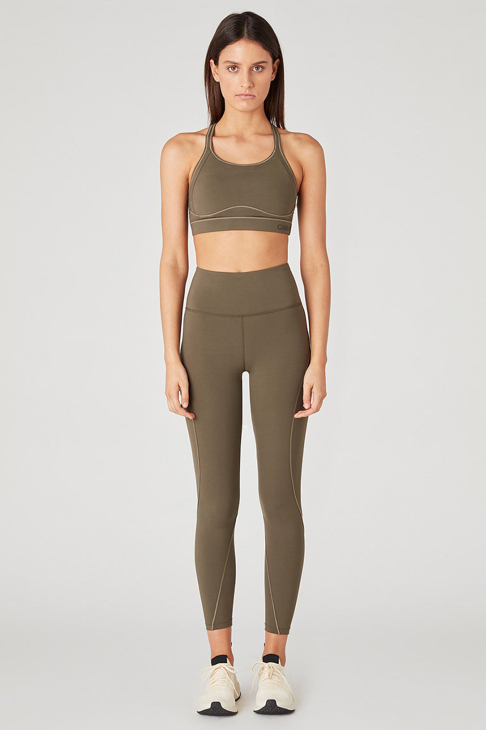 Camilla And Marc / Kennedy Legging / Khaki