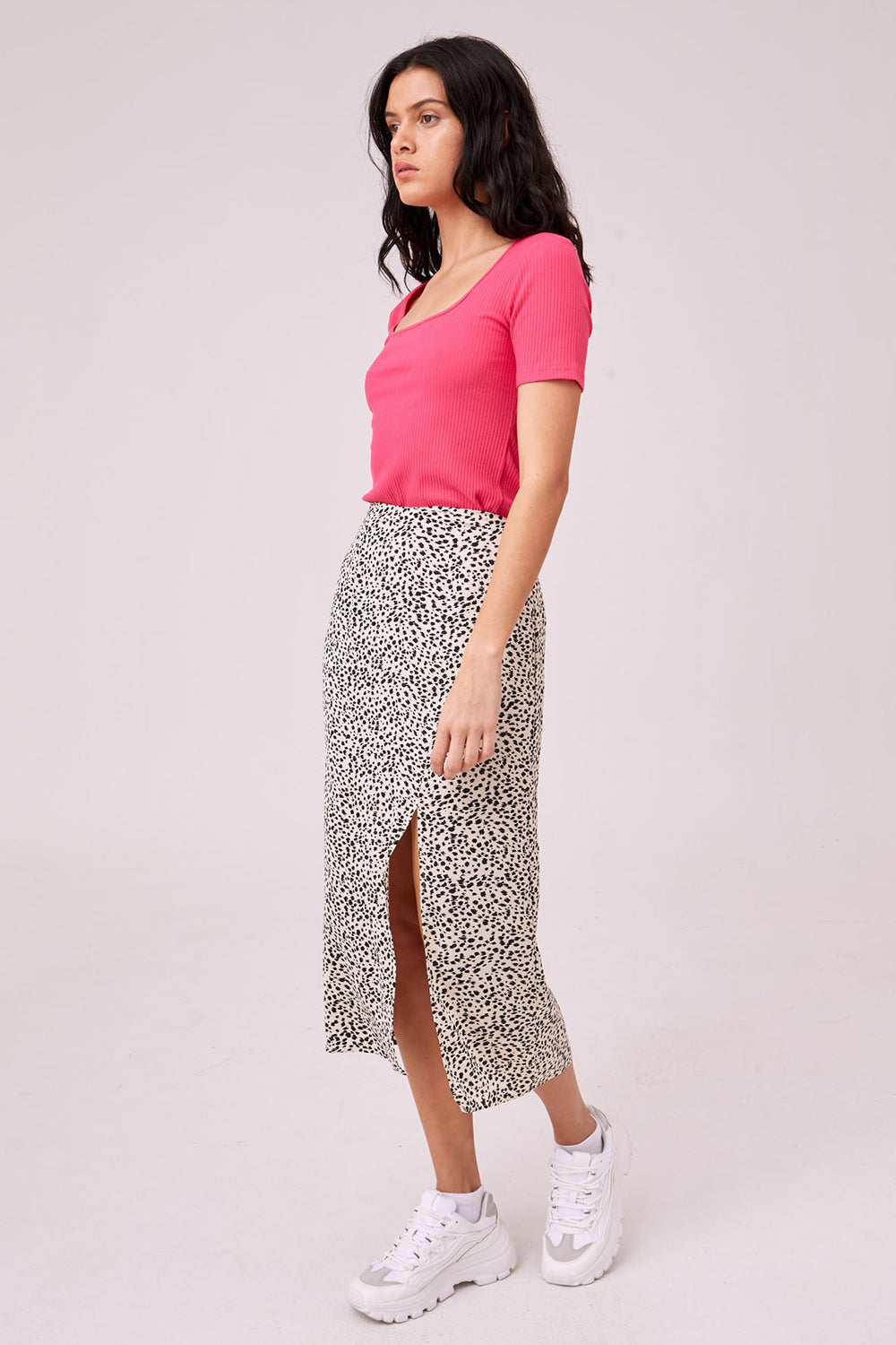 The Fifth Label / Optical Skirt / Spot