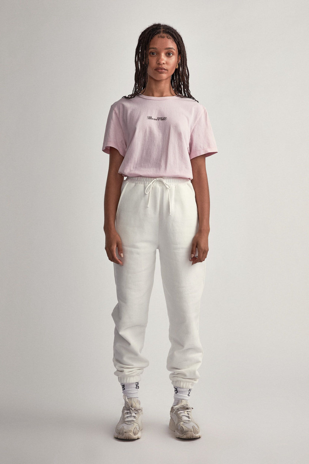 Camilla And Marc / Harvey Tee / Ice Pink