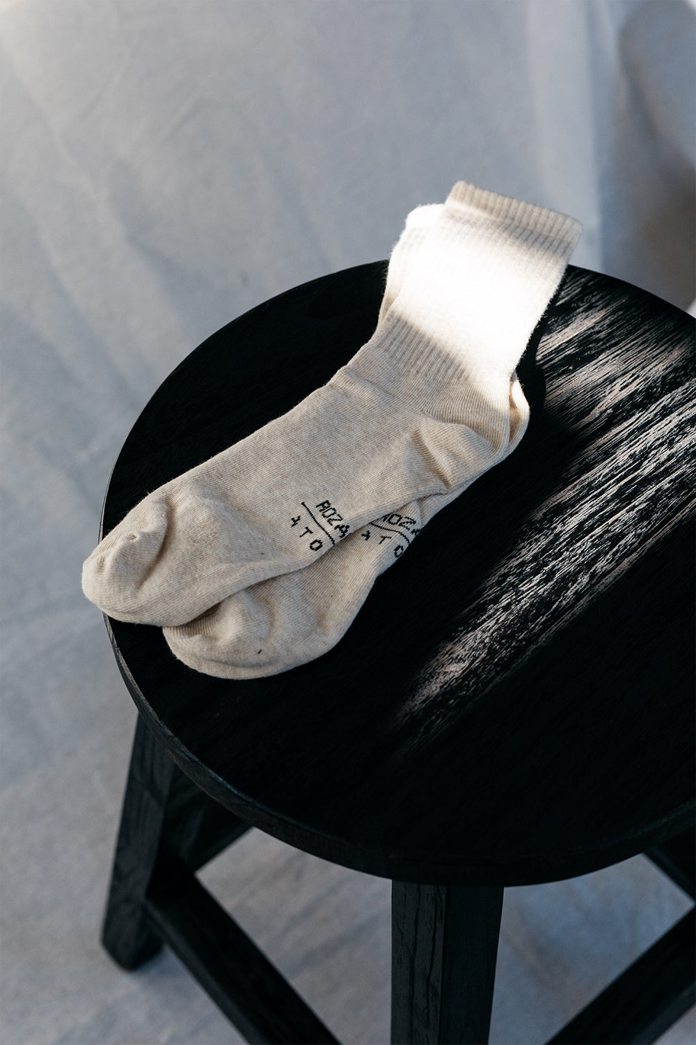 Pre-Order / Atoir X RR / The Socks / Oatmeal