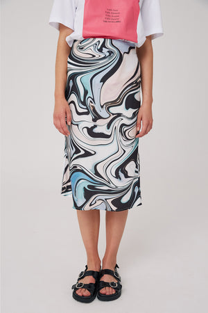 The Fifth Label / Sound Skirt / Black Swirl