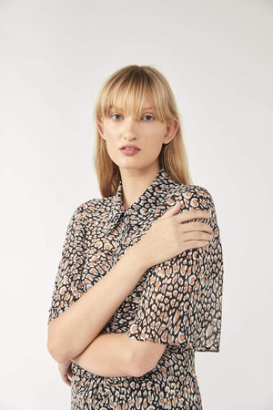 Camilla And Marc / Tove Top / Tove Print
