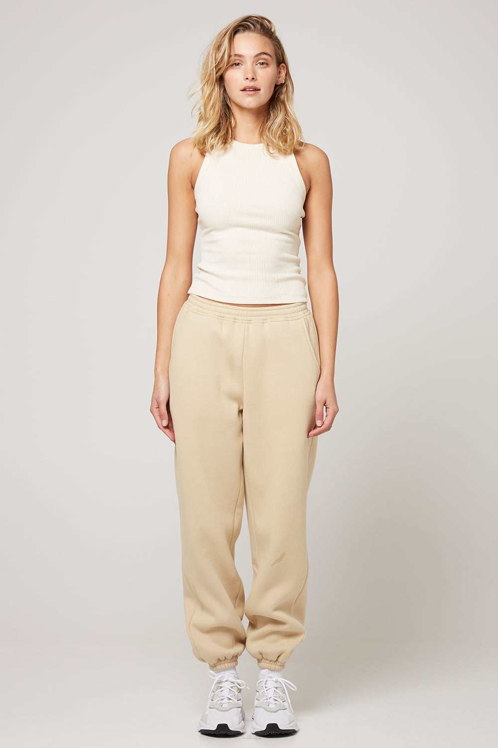 Atoir X RR / The Track Pant / Oatmeal