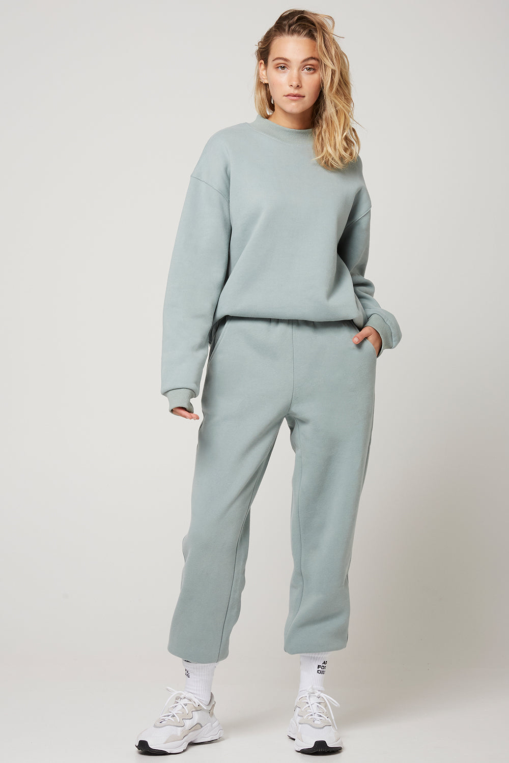 Atoir X RR / The Track Pant / Teal