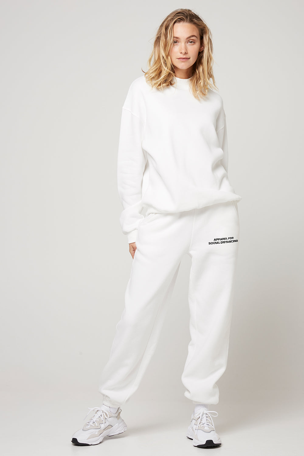 Atoir X RR / The Track Pant / White