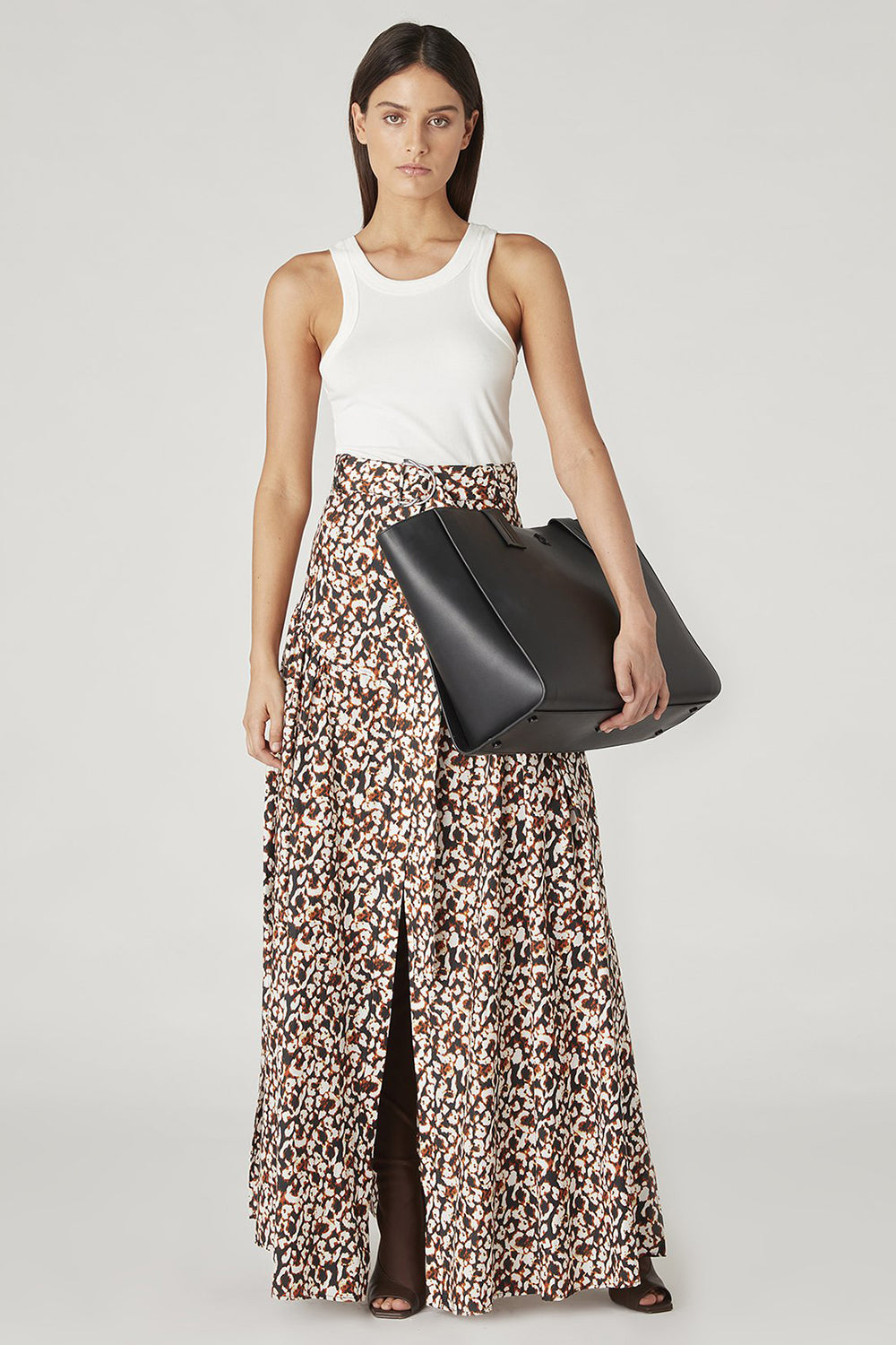 Camilla And Marc / Willow Midi Skirt / Print