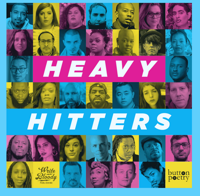 HEAVY HITTERS POETRY FESTIVAL IS COMING!