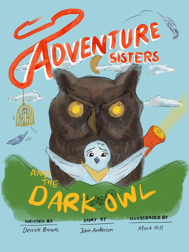 Adventure Sisters and the Dark Owl