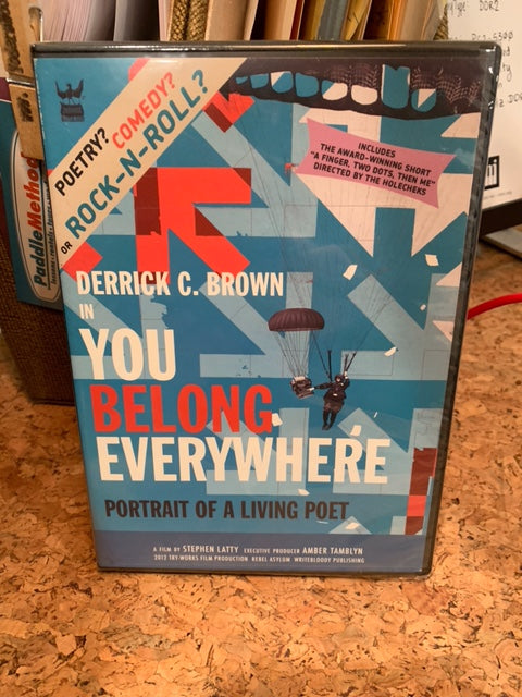 You Belong Everywhere DVD