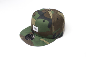 Versus Sports New Era 9Fifty Camo Snapback Cap