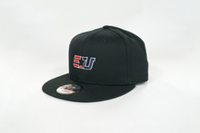 Load image into Gallery viewer, eUnited EU Logo New Era 9Fifty Snap Back Hat side