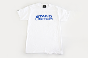 eUnited Stand Bold Tee white