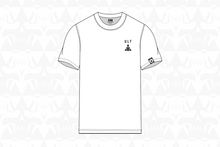 Load image into Gallery viewer, Ghosted Skull Tee white