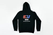 Load image into Gallery viewer, EU Team Hooded Fleece back