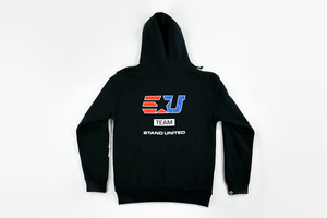 EU Team Hooded Fleece back