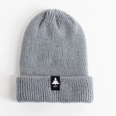 ULT Clamp Beanie grey
