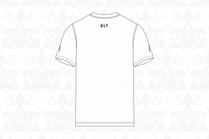 Buddies Tee white back