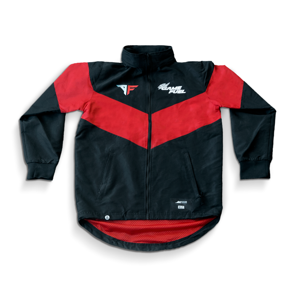 Tri-Color Atlanta FaZe X Game Fuel Jacket