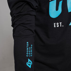 CLG x ULT Diametrically Opposed L/S Tee