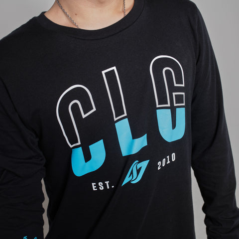 Diametrically Opposed L/S Tee