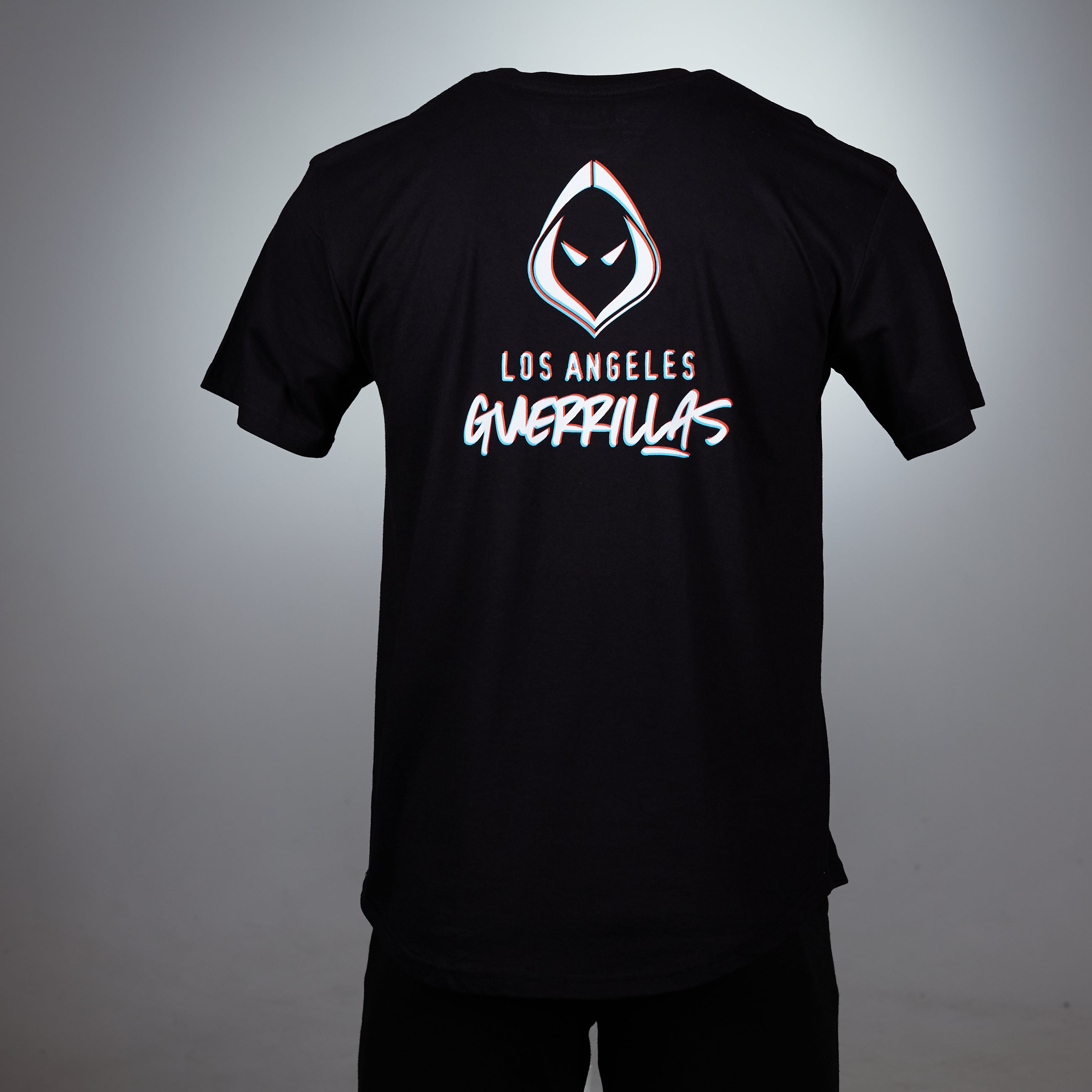 Los Angeles Guerrillas Tilt Shift S/S Tee