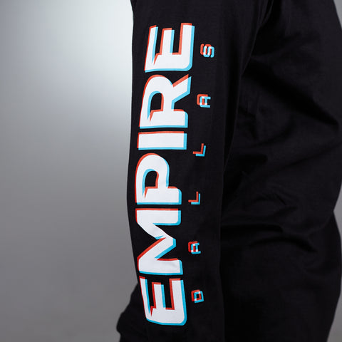 Dallas Empire Tilt Shift L/S Tee