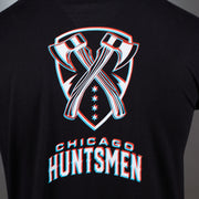 Chicago Huntsmen Tilt Shift S/S Tee