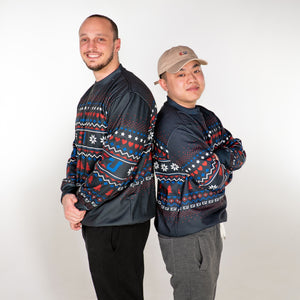 eUnited Christmas Sweater