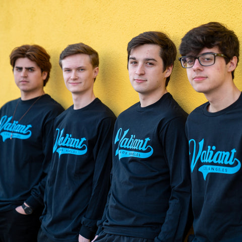 Los Angeles Valiant L/S Tee