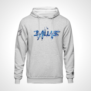 Dallas Fuel ULT Expressionist Pullover Hoodie - Heather Grey