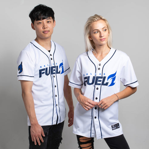 Dallas Fuel Baseball-Style Tee