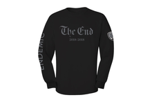 "Load image into Gallery viewer, Endemic ""The End"" Special Release L/S Tee"