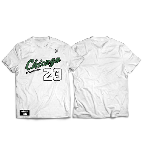 Chicago Huntsmen GOAT - white