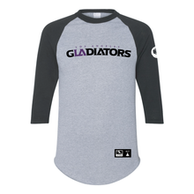 Load image into Gallery viewer, Los Angeles Gladiators 3/4 Sleeve Tee