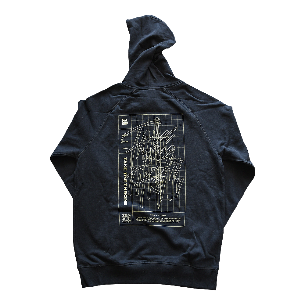 Dallas Empire - Take the Throne Hoodie