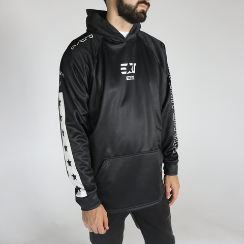 eUnited Team Hoodie - Black